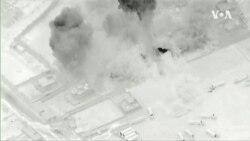 美國打擊伊拉克和敘利亞受伊朗支持的民兵目標