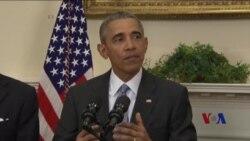 奥巴马宣布关闭关塔纳摩监狱 国会两党反应