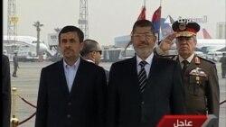 伊朗總統訪問埃及