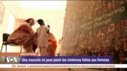 Une nouvelle loi pour punir les violences faites aux femmes