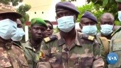 Mali Sordasuw Ka laseli Filaanan Bamako Colonel Major Ismael Waugue