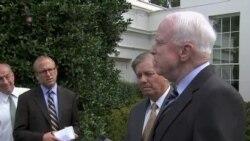 奥巴马政府高官将就打击叙利亚问题在国会作证