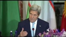 五国外长齐聚华盛顿,美国欲与中亚拉近联系