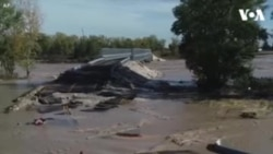 ԱՌԱՆՑ ՄԵԿՆԱԲԱՆՈՒԹՅԱՆ. Իտալիայում ջրհեղեղի հետևանքով կամուրջ է փլվել