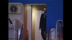 Obama Caribbean Visit