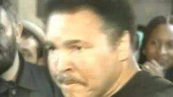 Historia ya bingwa wa ndondi wa zamani, Muhammad Ali