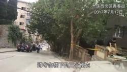 刘晓波大连故居被军事禁区 记者遭盘查实拍