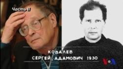 Двадцать вторая серия. Сергей Ковалев. Уголовное дело номер 423 (часть вторая)
