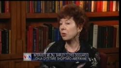 Intervistë me znj. Shirley Cloyes DioGuardi