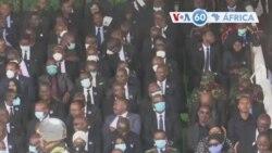 Mancheted Africanas 22 Março 2021: Filipe Nyusi discursa em funeral de estado de John Magufuli