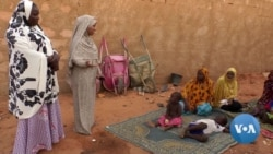 Nigerien Women, Girls Spread the Word Against Child Marriage