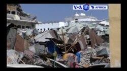 Manchetes Africanas 1 Março 2019: Explosōes em Mogadíscio