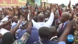 Les électeurs de Fayulu se mobilisent pour soutenir leur candidat