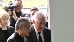US Tillerson Asia