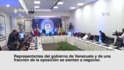 Arranca el diálogo entre gobierno y oposición en República Dominicana