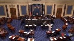 Сенат США проголосував за документ, який може розширити санкції проти Росії. Відео