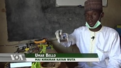 TASKAR VOA: A shirin Taska n wannan makon za kuga yadda wasu matasa Uku daga jihar Sokoto ke gyara da kuma kera na'urorin wutar lantarki