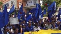 Venezuela: oposición protesta ante la OEA
