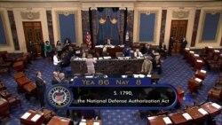 2019-06-28 美國之音視頻新聞: 《國防授權法》下令對北韓實施新一輪制裁