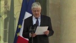 ترکیب کابینه جديد فرانسه مشخص شد