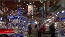 Cửa hàng Giáng sinh lớn nhất thế giới