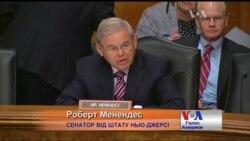 Роберт Менендес: ЕксІмбанк США може допомогти Києву послабити залежність від Москви. Відео