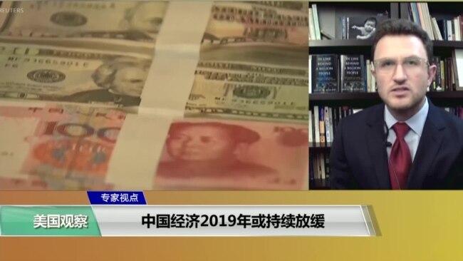 专家视点(叶文斌): 中国经济2019年或持续放缓