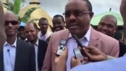 PM Hailemariam Desalegn responds to VOA
