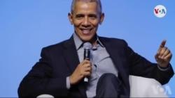 Ansyen prezidan Barack Obama envesti nan lig baskètball NBA Afrik la