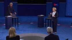 Visión de Clinton y Trump sobre politica exterior