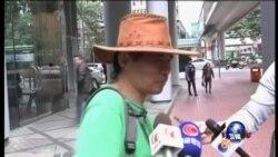 """香港平安夜前大笔现钞从""""车""""而降"""