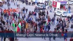 Ahenga Newrozê li Duhokê