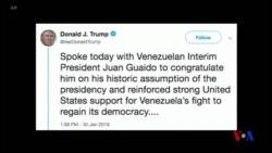 委內瑞拉總統馬杜羅願與反對派談判 (粵語)