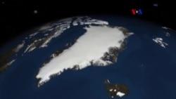 Capa de hielo Groenlandia