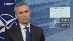 NATO Chief Not Shocked By Trump's 'Blunt and Direct' Speech