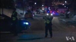 Fusillade dans une mosquée de Québec (vidéo)
