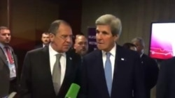 On APEC Sidelines, Kerry, Lavrov Discuss Syria, Libya