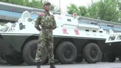 新疆爆發衝突16人死