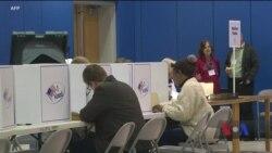 Чимало оглядачів сприймають проміжні вибори як своєрідний референдум довіри до президента Трампа. Відео