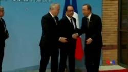 2016-06-03 美國之音視頻新聞: 多國外交官在巴黎開會 促以巴恢復和談