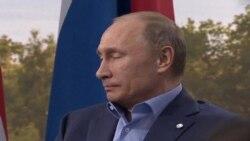Обама встретился с Путиным