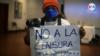 Organizaciones en EE.UU. exigen defender a periodistas y al pueblo de Nicaragua