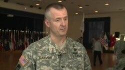 نظامیان آمریکا در خط اول مبارزه با ابولا