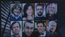 Periodistas fallecidos homenajeados