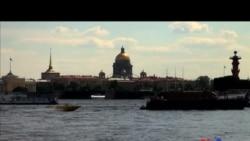 Sankt-Peterburq dünyanın Rusiyaya pəncərəsidir