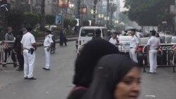 Egyptians Celebrate Eid Al-Fitr