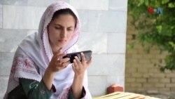 لنڈی کوتل کی باہمت خاتون صحافی