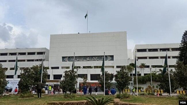 سینیٹ انتخابات تین مارچ کو شیڈول ہیں۔