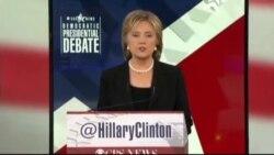 US Democrat Debate