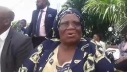 Angeline Masuku Expresses High Hopes for Zimbabwe And Women